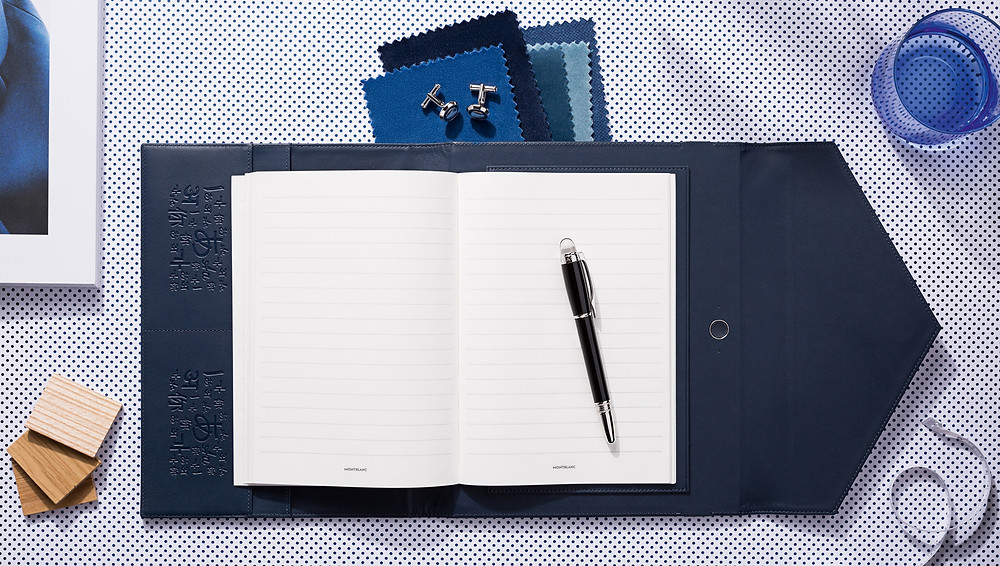 Montblanc Augmented Paper for UNICEF 2017