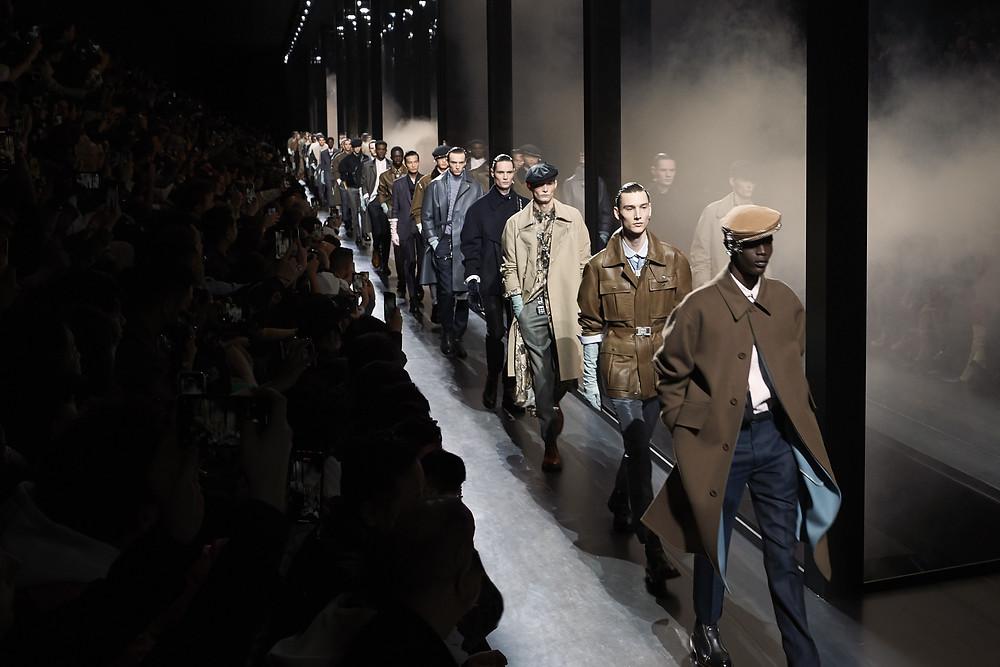 Dior Men Winter 2020 - 2021 Kuala Lumpur Malaysia