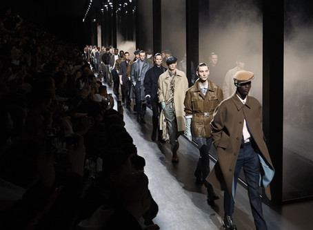 Dior Presents Men's Winter 2020-2021