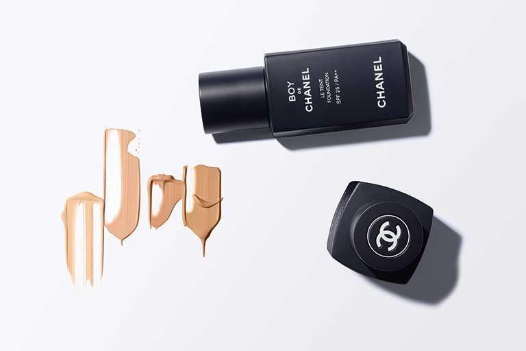 Boy de Chanel Malaysia Le Tint Foundation For Men