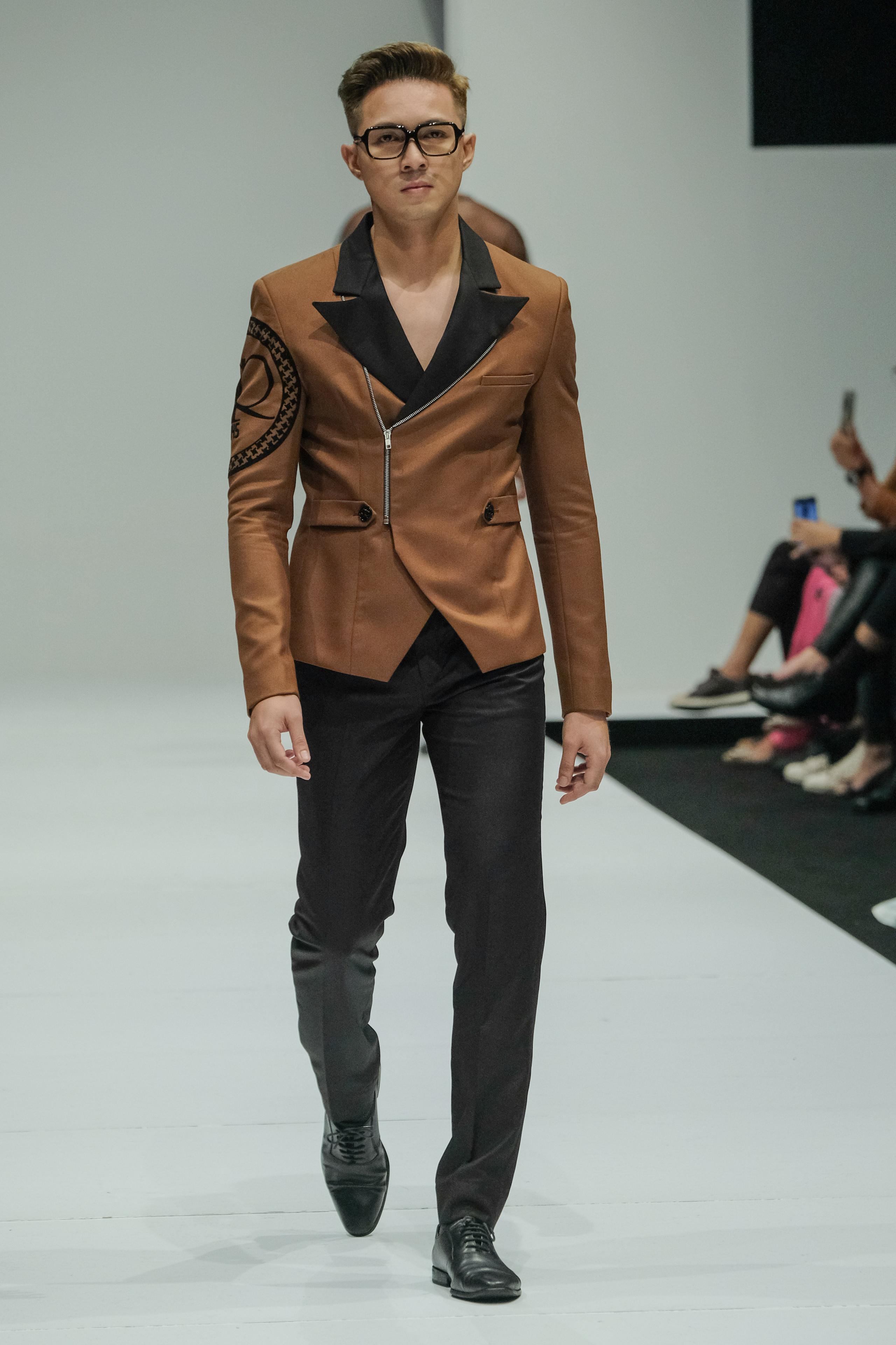 Rizman Ruzaini Kuala Lumpur Fashion Week 2019 KLFW