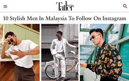 Stylish, Best Dressed, Malaysia, Men, Andre Amir, Awal Ashaari, Idris Khan, Wak Doyok, Joe Flizzow