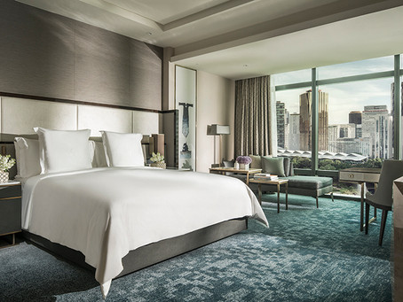 Now Open: Four Seasons Hotel Kuala Lumpur Takes Centre Stage in City's Famous Skyline