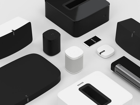 Sonos: The Must-Have Smart Speakers