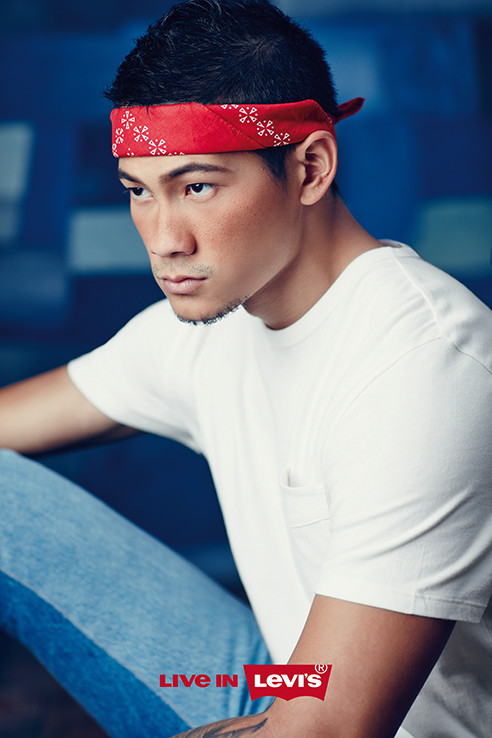 Aaron Chan for Levi's We Are Original Malaysia