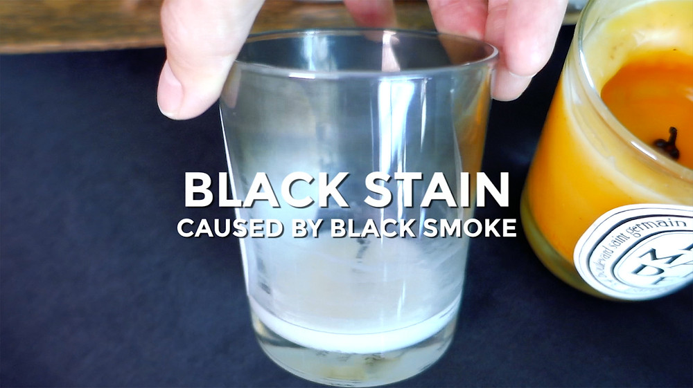 Candle How To Avoid Black Smoke Stain Diptyque
