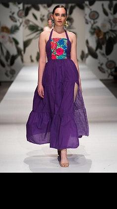 Purple Fiesta Dress