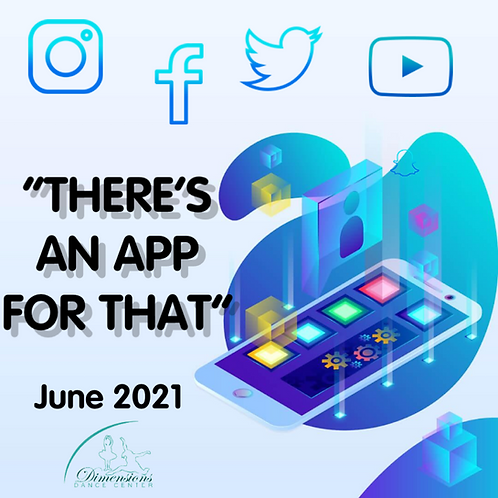 There's An App For That 2021