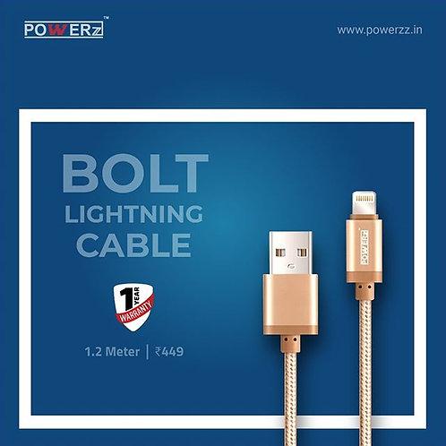 Bolt Lightning Cable