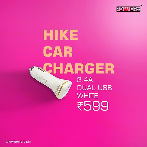 Hike Car Charger