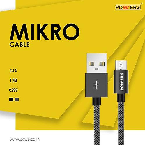 Mikro V8 Cable