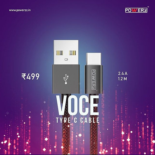 Voce Type C Cable