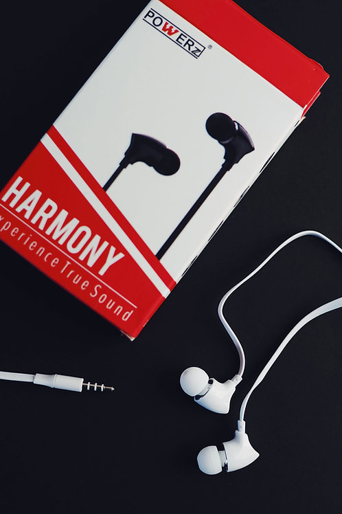 Harmony Wired Earphones