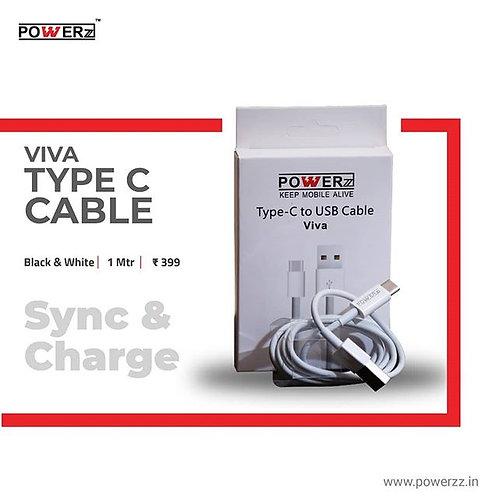 Viva Type C Cable