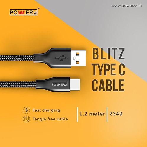 Blitz Type C Cable