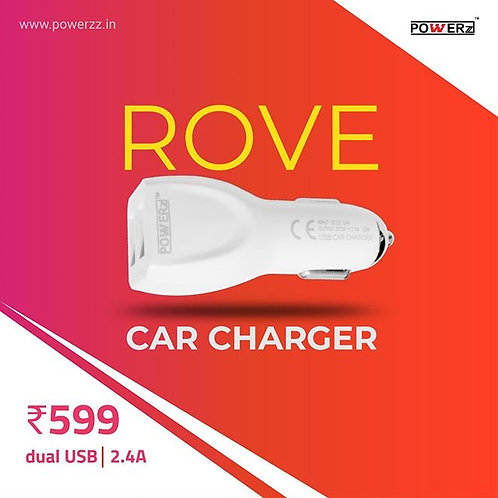 Rove Car Charger