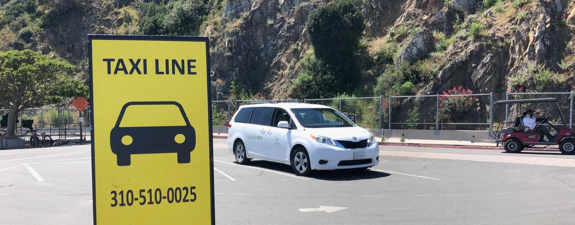 Catalina Taxi | Catalina, CA | Catalina Taxi & Tours
