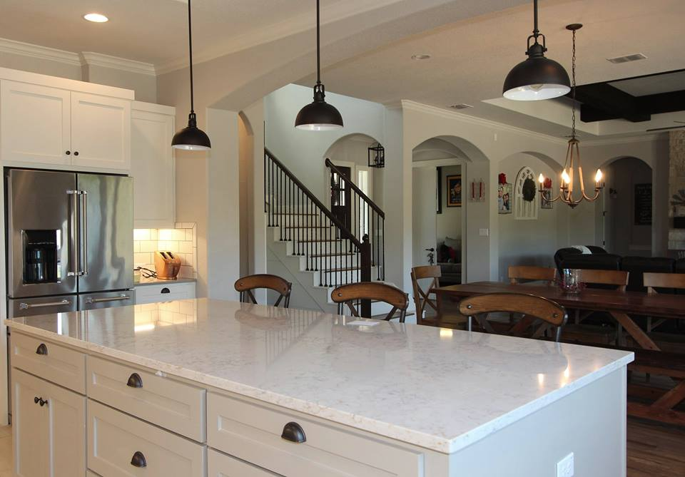 Wimberley custom builder kitchen -- 606