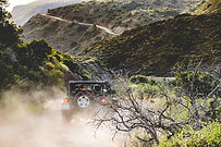 Jeep tour on Catalina Island