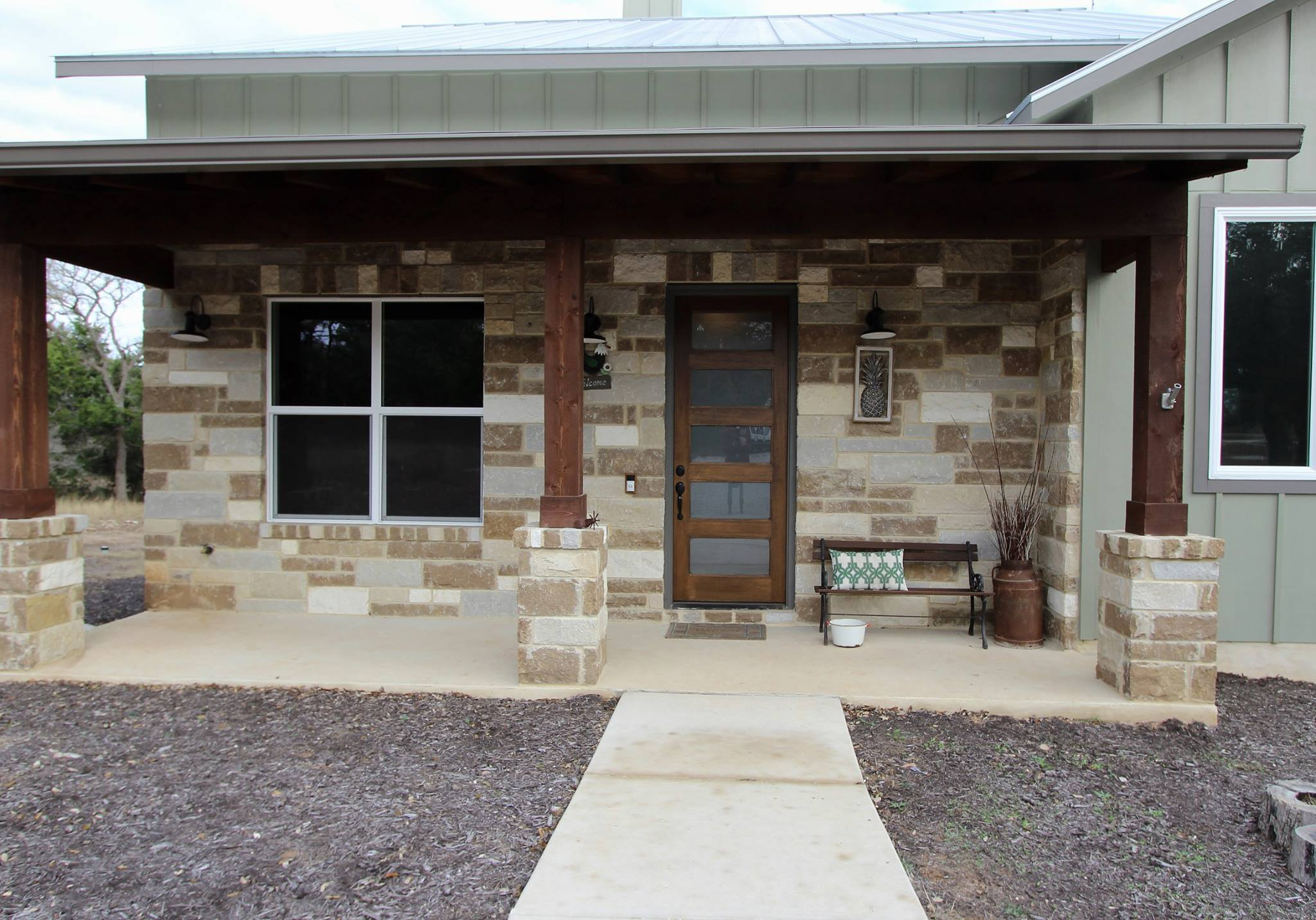 Texas Wimberley Custom Homes