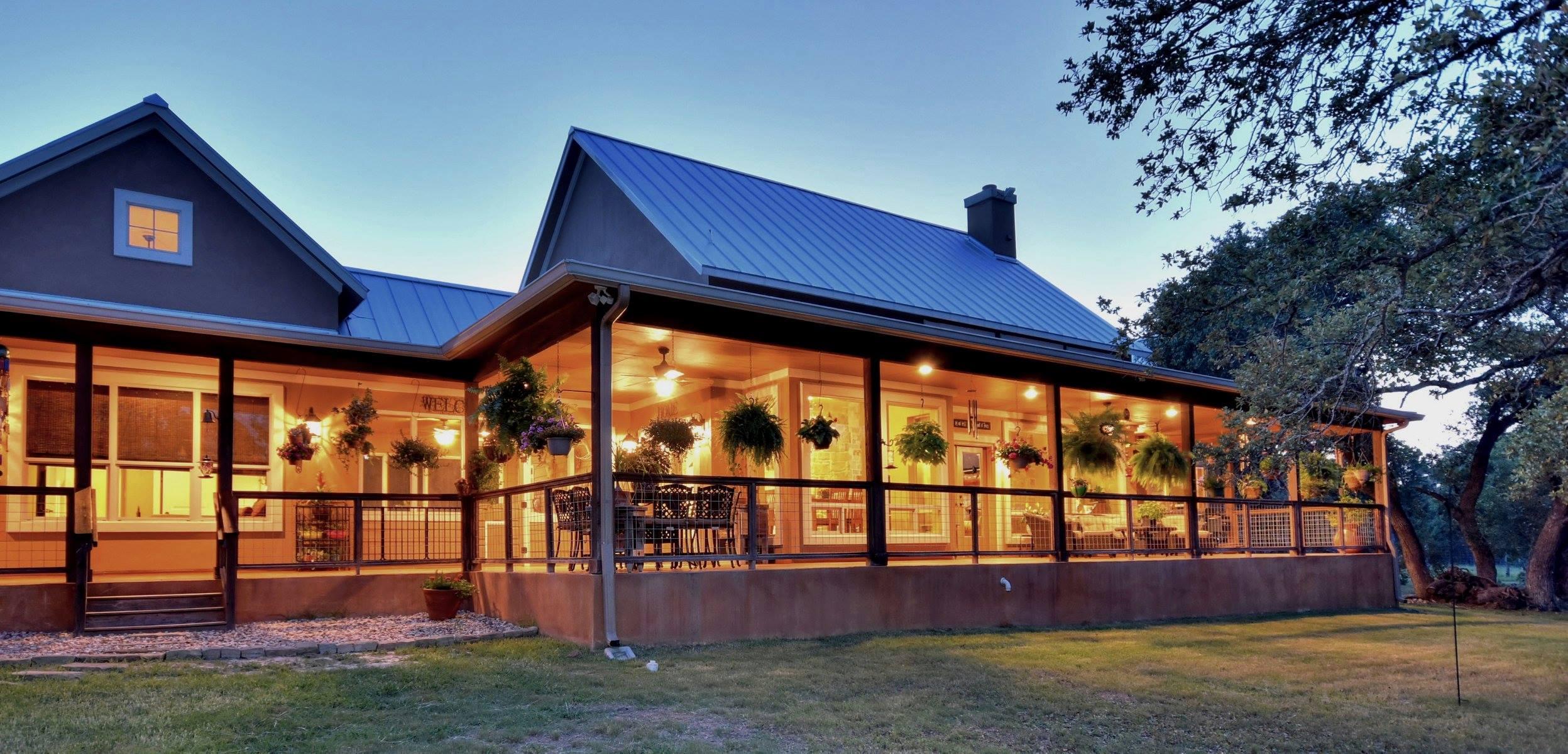Home Construction Wimberley TX