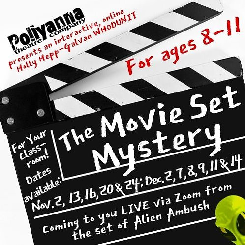 The Movie Set Mystery