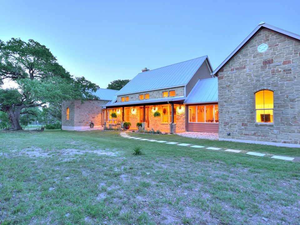 Wimberley Texas Homes
