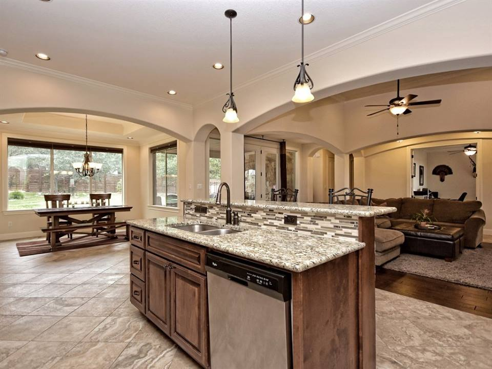 wimberley custom kitchen --109