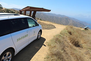 Taxi on Catalina at The Summit