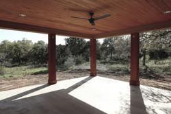 wimberley, TX patio 300