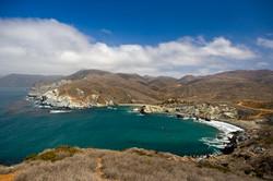 Little Harbor on Catalina Island