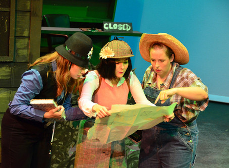 Pollyanna enters 19th season of children's theatre in Austin