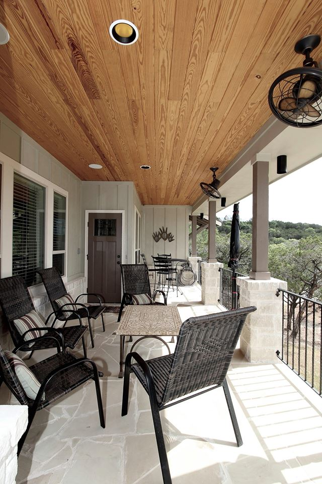 wimberley custom patio -- 261
