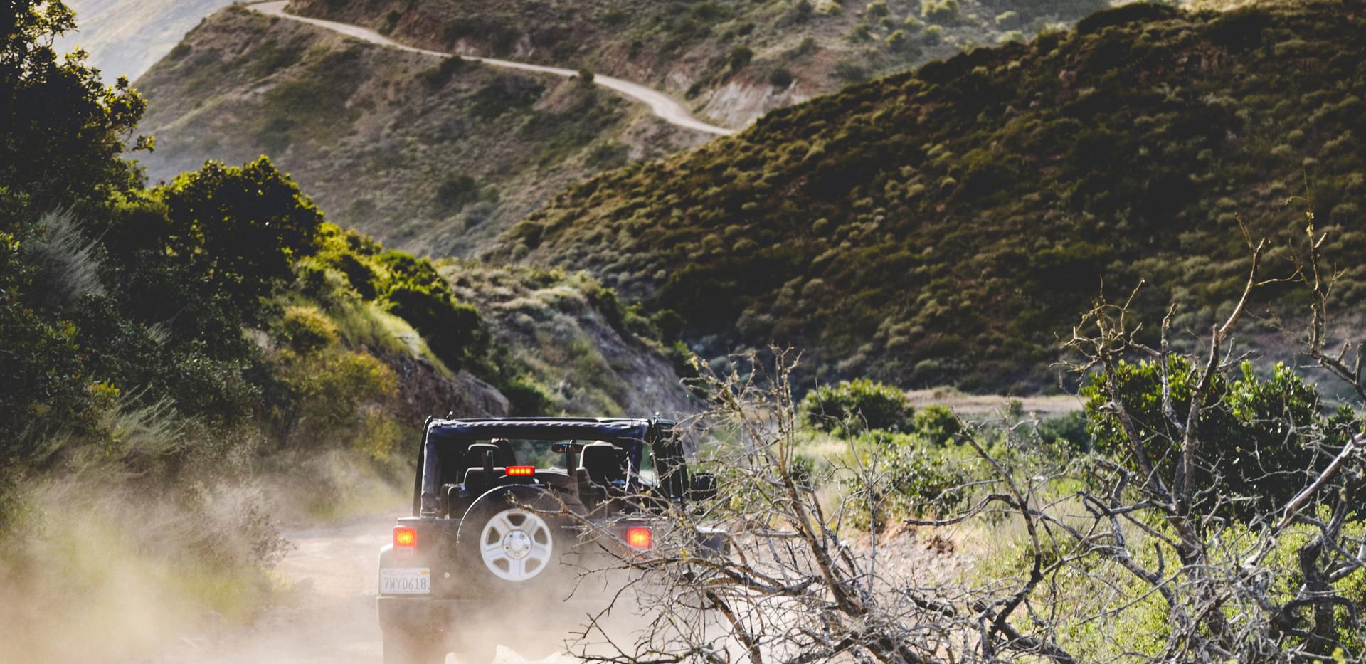 Catalina Jeep
