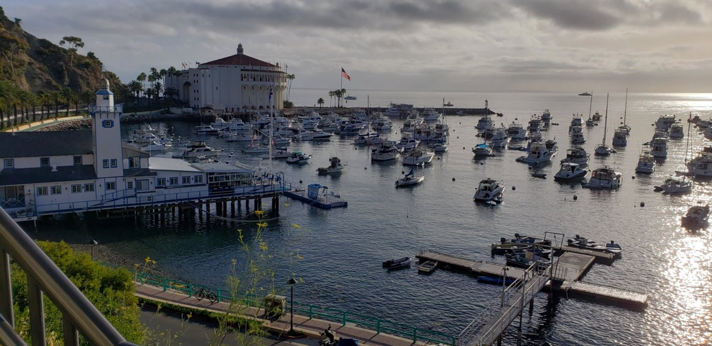 Best views on Catalina