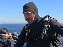 Catalina dive instructor