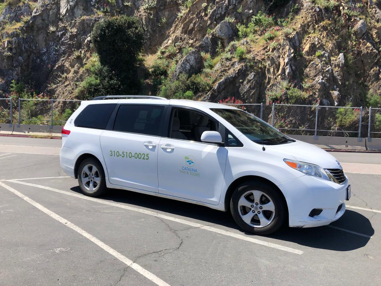 Catalina taxi