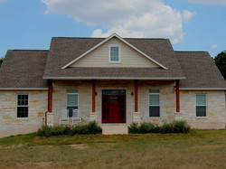 Wimberley TX New Home Construction
