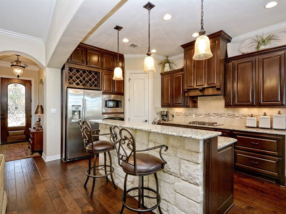Custom Homes TX Wimberley
