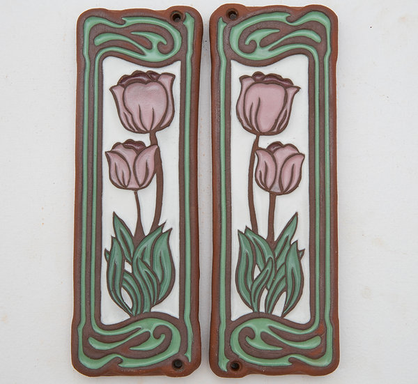 Pair of Arcadia Accents Tulip