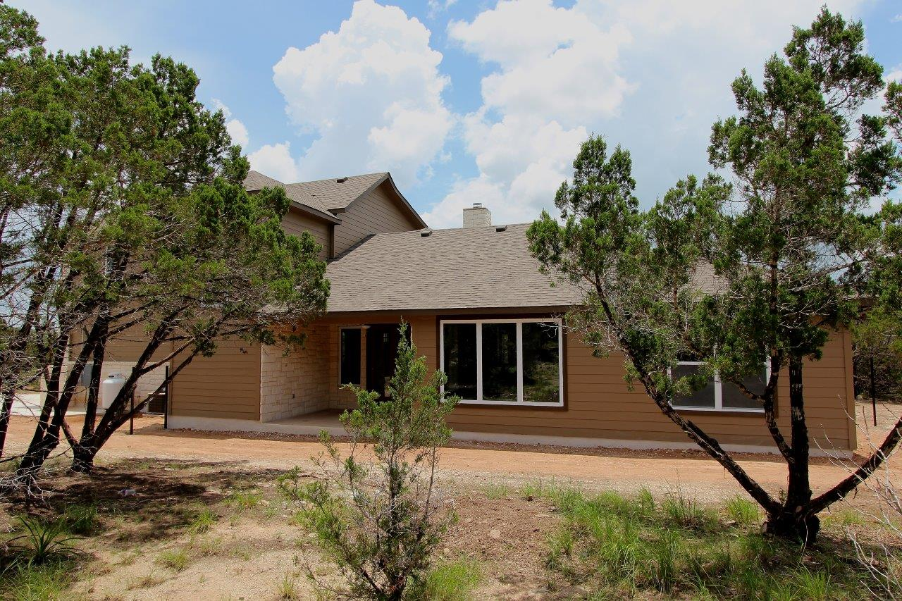 Texas Home Construction Wimberley