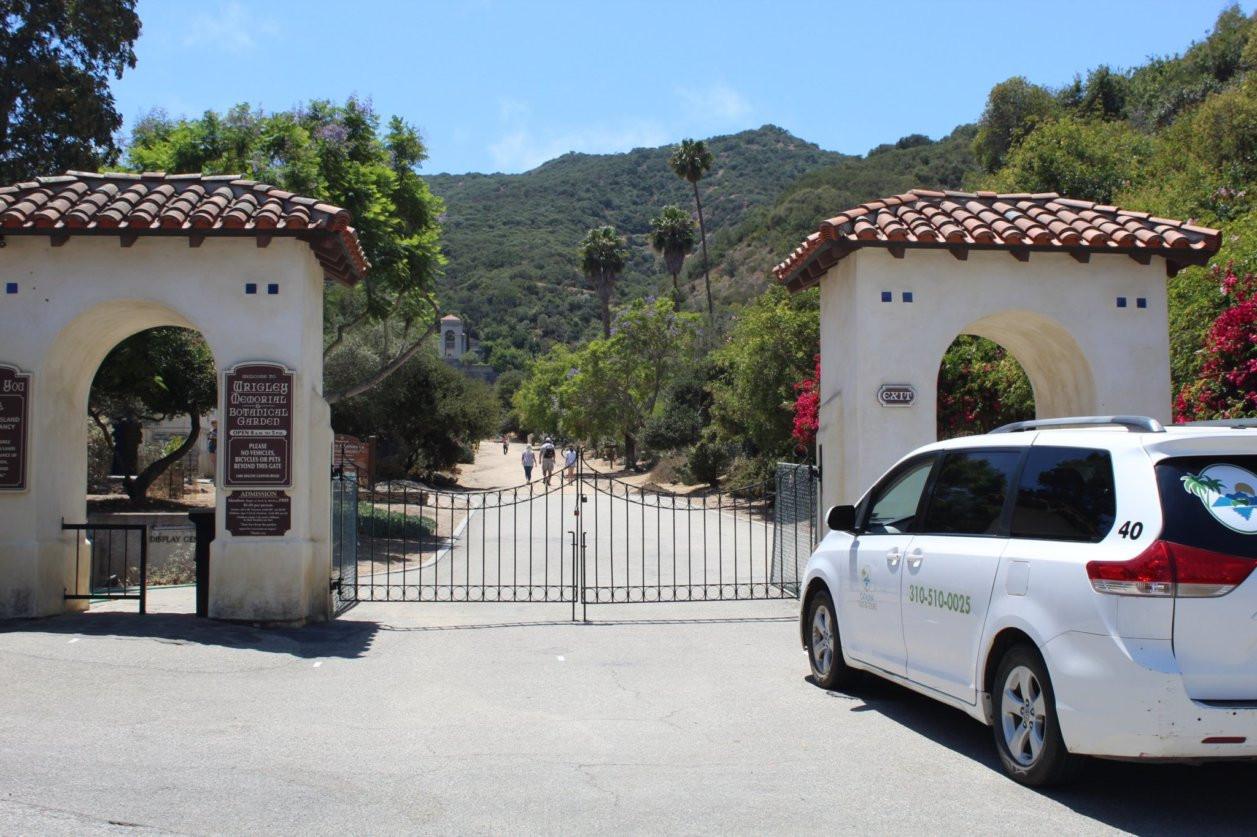 Catalina botanic gardens