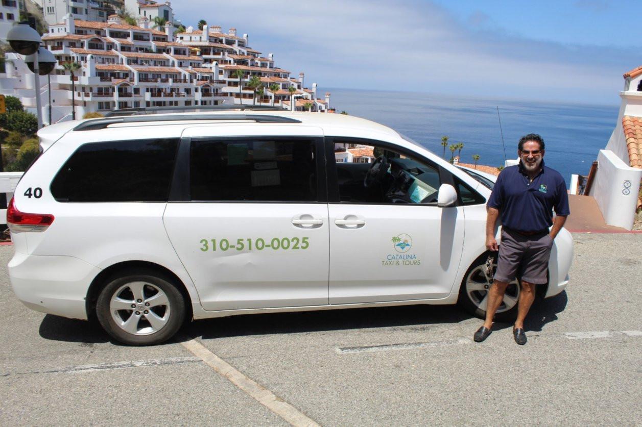 Taxi to Hamilton Cove