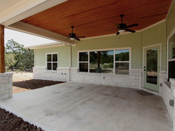 Texas Hill Country New Homes