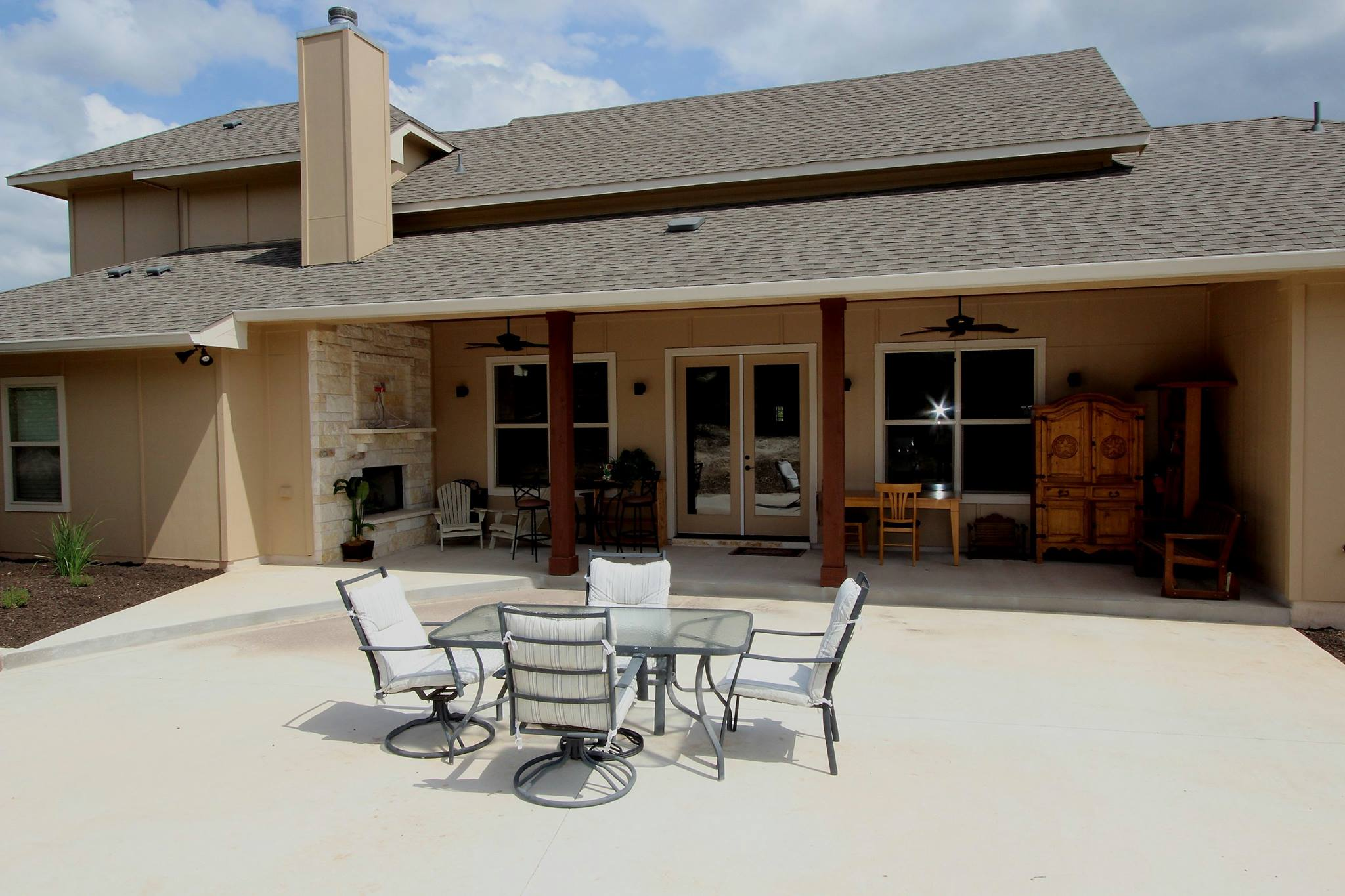 Texas Custom Homes Wimberley