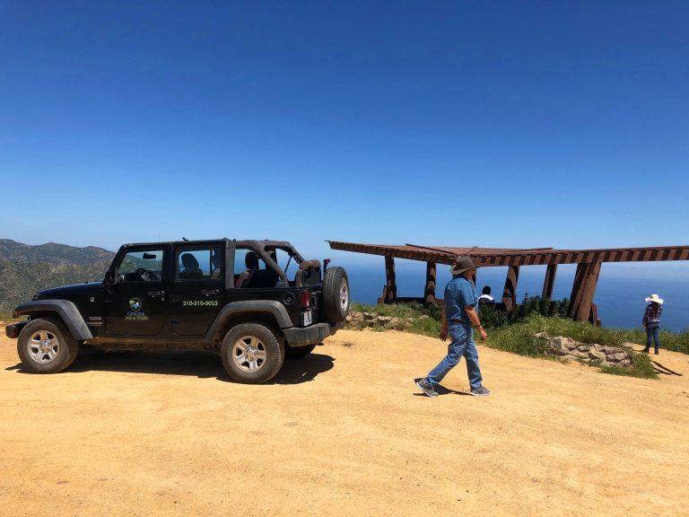 Summit on Catalina Island