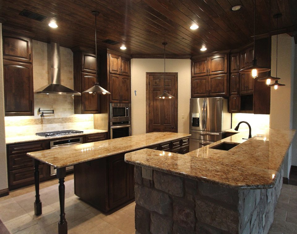 Custom Buda Homes TX