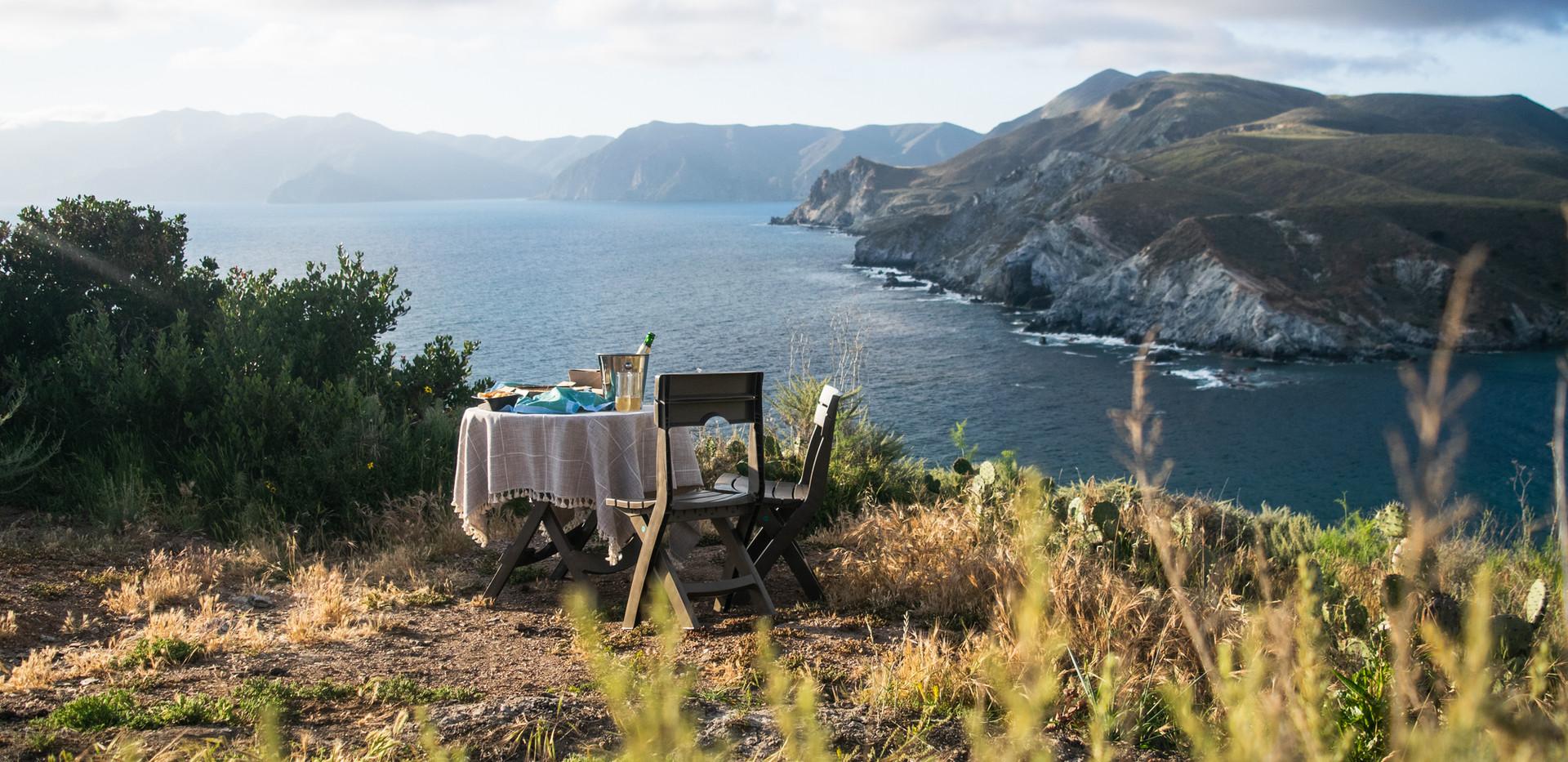 Toast Catalina Tour