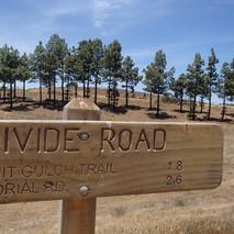 Divide Road Hike