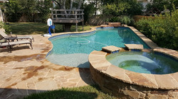 Wimberley pool builder